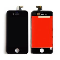 Wholesale Iphone4s Cellphones - For IPhone4s Cellphone Screen For Apple 4G 4s LCD Screen 4G 4s 3.5 Inches Mobile Phone Display