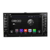 Wholesale Dvd Player For Kia Rio - Pure Android 4.4 Cortex A9 Dual-core Car DVD Player For Kia Cerato Sportage CEED Sorento Spectra Optima Rondo Rio Sedona Carens