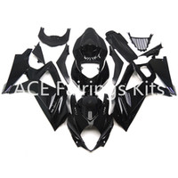 Wholesale Gsx Light - 3 free gifts New Suzuki GSXR1000 GSX-R1000 K7 Year 07 08 2007 2008 ABS Motorcycle Fairing Kit The black light