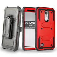 Wholesale Heavy Duty Iphone Belt Case - For Samsung Note 8 S8 J3 J7 2017 Heavy Duty Holster Case Belt Clip Cover Hybrid Case For Samsung S8 Plus Iphone 8 7 plus Opp Bag