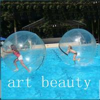 bola de hámster humano zorb al por mayor-Bola inflable del agua / bola que camina del agua / bola humana del hámster, bola del zorb, para la venta