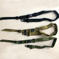 Wholesale Live CS Three Point Belt Tactical Quest Belt Outdoor Climbing Slanting Multifunctional Rope Camera Strap M331