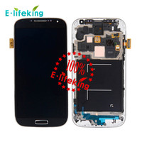 Wholesale Dhl Galaxy S3 - Grade AAA++Quality For Samsung Galaxy S3 S4 S5 Lcd Digitizer Displaiy Touch Screen Full Assembly Replacement Free DHL Shipping