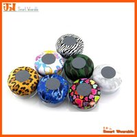 Wholesale Iphone 4s Sound Box - Bluetooth Waterproof Mini Speaker Speakers ABS Silicone Suction Cup BTS-06 Subwoofer Phone Call MP3 Player Sound Box for iPhone 5 4S XP4