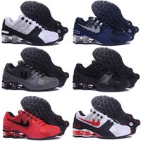 Wholesale New arrival Drop Shipping Famous Shox NZ Mens Athletic Sneakers Kids Sports Running Shoes Size