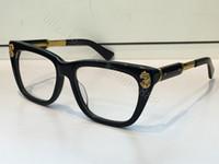 diseñadores de marcos ópticos al por mayor-Envío gratis mujeres moda gafas ópticas marco diseñador gafas gafas marco 0025HX marco de anteojos vienen con caja roja