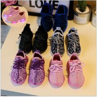 Led Luminous Shoes for sale - 2017 spring Autumn Children Light Shoes Sport Shoes Baby Boys Girls Led Luminous Shoe Kids Sneakers Breathable Running Shoes XT