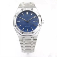 Wholesale St Transparent - Sale price 2017 new men luxury brand automatic mechanical transparent glass back shell royal strength men watch blue dial stainless steel st