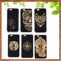Wholesale Iphone5 Cases Wooden - Free shipping luxury wooden back cover for iphone5 real natural wood hard case iphone6s 6splus solid rosewood shell for iphone6 iphone4s 5c