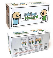 adult trade with best reviews - Joking Hazard Humanity Party Game Funny Games For Adults With Retail Box Comic Strips Card Games Hot Sell 2017