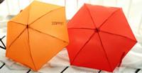 nuevo sol paraguas plegable lluvia al por mayor-Nuevo Paraguas Mini Bolsillos Paraguas 165g Pequeño paraguas plegable para niños hombres sol ropa de lluvia Sombrilla