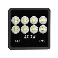 400 Watt Super Bright Outdoor High Power LED Flutlicht mit Befestigung Daylight Weiß IP66 Wasserdicht 35000lum 85V-265V AC