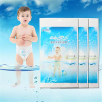 Wholesale Disposable Diapers Nappy - Cloth Diapers Baby Disposable Swimming Trunks Breathable Thin Dry Infant Waterproof Cloth Nappies Baby Product Accessories