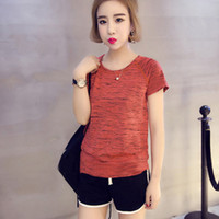 Wholesale Japan Women Dress Summer - In the summer of Japan and South Korea, the new short-sleeved dress is a two-colour alternative for the casual fashion girls