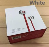 Wholesale Micphone Headset - Quickly send AAA UR Earphones 3.5mm in-ear Wired Headset Headphone Bass Stereo Noise Cancelling with micphone for phone Mp3 Music Player