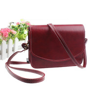 Wholesale Wholesale Selling Vintage Bags - Wholesale-Best Deal Mini Women Bags Imitation leather Shoulder Bag Satchel Handbag Retro Vintage Messenger Bag Bolsas Mujer 2016 Hot Sell