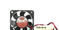 подвеска с вентилятором 12v оптовых-Красочные 12V 4510 EC - 4510 DC вентилятор охлаждения с DC12V 0.08 A 45x45x10mm подшипник втулки 2 провода 4Pins для случая