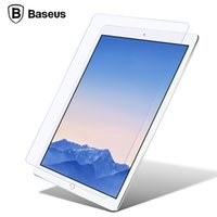 Wholesale Glass For Ipad - Baseus Screen Protector Tempered Glass For iPad Pro 9.7 iPad Air 2 1 Ultra Thin Toughened Glass For iPad 6 5 Front Cover Film