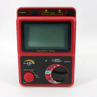 Wholesale Insulation Tester Meter - Smart Sensor AR907A+ 100-2500V Digital Insulation Meter Tester Megger MegOhm