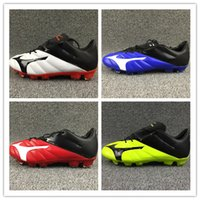 Wholesale Hard Grind - New Arrive NEO II Soccer Cleats Boots Firm Ground Cleats Champagne Camouflage Black Pink White FG Men Football Soccer Shoes Size Eur 39-46