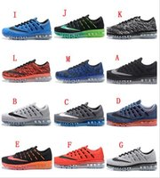 Wholesale Top Low Price Shoes - 2017 Maxes MAX 2016 KPU II Discount Price Men Running Shoes With Top Quality Fashion Outdoor Sports Sneakers shoes Size us 7-10