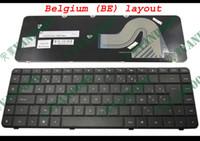 notebook-tastatur für hp groihandel-Neue Notebook-Laptop-Tastatur für HP Compaq Presario CQ56 CQ62 G62 G56 Schwarz Belgien BE Version - MP-09J86B0-886