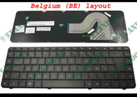 Wholesale Hp G62 Notebook - New Notebook Laptop keyboard FOR HP Presario CQ62 G62 Black Belgium BE Version - MP-09J86B0-886