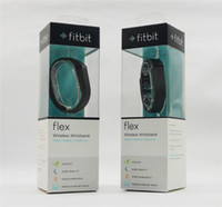 Wholesale Monitor Iphone - 100% Quality Fitbit Flex Wristband Wireless Activity Sleep Bracelet Distance Monitor Tracker Wrist Band for Iphone Ios Miui Android