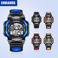 Wholesale Pin Stores - Coolboss children's watch brand stores provide all models Coolboss watch waterproof multi-functional men and women safe sports watches