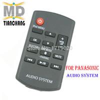Wholesale Wholesale Audio System - Wholesale-Mini Universal Remote Control RAK-S0989ZM For panasonic audio system remote control