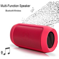 Wholesale Phone Call Sound - CHARGE 2+ Bluetooth Speaker Portable Outdoor Waterproof Phone Call Mini Speaker HIFI Wireless Speakers Top Quality CHARGE2 DHL Free Shipping