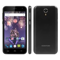 Wholesale Polish Screen - HOMTOM HT3 5.0 Inch Arc Touch Screen Quad Core Android 5.1 Lollipop Smartphone 3000mAh