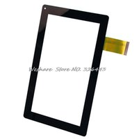 Wholesale oem tablet pc inch for sale - Group buy quot Inch ouch Screen Digitizer Black OEM Compatible with Tablet PC XC PG0900 FPC A0 FPC Nero