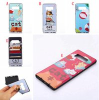 Wholesale Chinese Plastic Balls - Cartoon Soft TPU Case For Samsung Galaxy NOTE8 S8 Plus S7 Edge 2017 A3 A5 A7 C7 Redmi NOTE 4X Xiaomi 6 Mi6 Cat Ball Cute phone Cover 100pcs