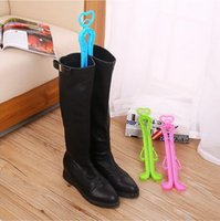 Wholesale Plastic Boot Shaper - 300 PCS New Trendy Plastic Long Boots Shaper Supporter Shaft Keeper Holder Organizer Storage Hanger