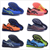 Wholesale Massaging Gel - gel-quantum 360 Men Running Shoes High Quality Cheap Training New Hot Sale Walking Sport Shoes gel 360 Size 40-45