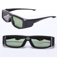 Wholesale Viewsonic 3d Projector - Wholesale- DLP-Link Active Shutter 3D Glasses for Optoma BenQ Acer Viewsonic Dell Projector 144hz DLPLINK 3D Projector Glasses