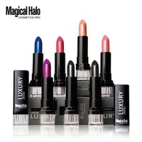 Wholesale Magical Halo Moisturizer Matte Lip Gloss Lipstick Long Lasting Lip Gloss Waterproof Lipgoss Various Tint Makeup colors