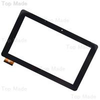 Wholesale Prestigio Multipad Tablet - Wholesale- New 10.1 inch Touch Screen for Prestigio Multipad WIZE 3111 PMT3111 Tablet External Panel Repair Part Free Shipping