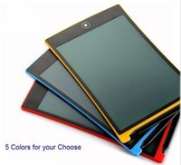 """Wholesale Tablet Pads - Howshow LCD Writing Tablet 8.5"""" eWriter, Handwriting Pads Portable Tablet Board ePaper, for Adults, Children and Disables DHL Free"""