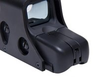 Wholesale 551_0 Holographic Sight Red Dot Optic Sight Reflex Sight For Shotgun with mm Rail Mounts for Airsoft