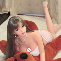 Wholesale Sex Doll Real Man Video - Japan sex pussy video 158cm big boobs big butts sex doll real for men , tpe full size silicone love doll