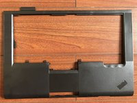 Wholesale Ibm Lenovo Laptop Case - palmrest laptop housing oem new for lenovo ibm T410, case upperside