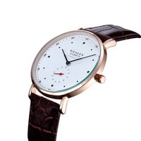 Wholesale 2016 New Brand NOMOS Waterproof Quartz Watch Men Leather Dress Wristwatches Fashion Casual Watches Women