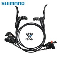 Wholesale Mountain Bikes Brake Disc - Shimano MTB Bicycle Brake Disc Hydraulic Assembly Clamp for Deore   Bicycle Brake Disc & Sheet Screws br-bl-m315