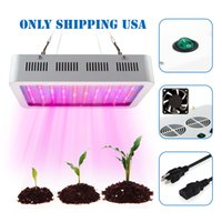 Wholesale Using Ir Led Lights - REANICE SUN-SERIES 300W LED Grow Light UV&IR Full Spectrum for Indoor Greenhouse Plants Veg and Flower (Used only in the United States)