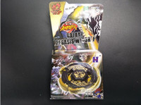 Wholesale gold beyblade toys online - TOUPIE RAPIDITY GALAXY PEGASUS GOLD W103R2F BEYBLADE D Beyblade Only WITHOUT LAUNCHER