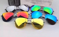 Wholesale Iridium Glasses - 2017 Designer Men TAILPIN SUNGLASSES OO4086-01 LEAD   BLACK IRIDIUM eyewear Brand New With Cas