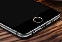 Wholesale Home Button Protector - Aluminum Metal Ring Touch ID Home Key Button Sticker Protector for iPhone 7 6S 6, 7 6S 6 Plus,SE 5S with Fingerprint Identification Function