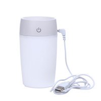 Mini voiture Humidifer Air Puriifer Aroma Diffuser Pulvérisateur Mute Mist Maker Auto Auto Parfum Spray Ambient Air